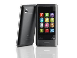 "Coby 2.8"" Black 8GB Video MP3 Player MP828"