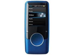 """Coby 1.8"""" Blue 4GB Video MP3 Player MP620"""
