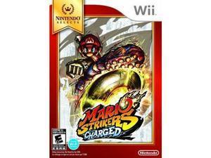 Nintendo RVLPR4Q1 Mario strikers charged