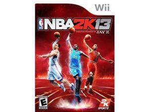 NBA 2K13 Wii