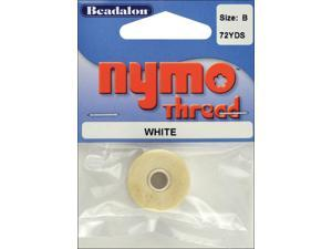 Nymo Thread .20X72yd-White