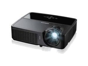 InFocus IN122A 800 x 600 SVGA 3500 Lumens, Contrast Ratio 15000:1, HDMI Connections, 2W Speaker, Instant on/off, DLP 3D Ready Projector