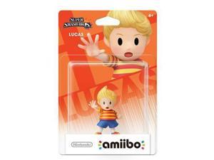 Amiibo Super Smash Bros. Lucas Game Swappable Character