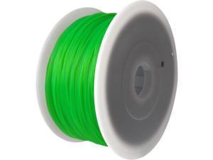 FlashForge 3D-FFG-PLAGR PLA Filament, 1.75mm, Green