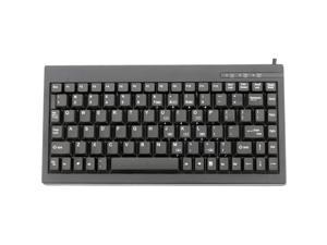 88KEY MINI KEYBOARD PS/2 BLACK
