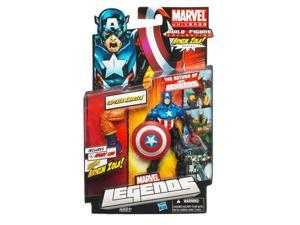 "Marvel Legends 6"" Action Figure Bucky Barnes Captain America"