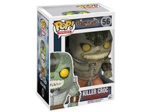 Killer Croc Batman Arkham Asylum POP! #56 Heroes Vinyl Figure