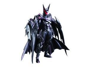 Batman Variant Play Arts Kai Tetsuya Nomura Version No. 01 Action Figure