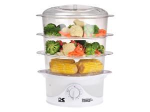 Kalorik DG 33761 3 Tier Food Steamer