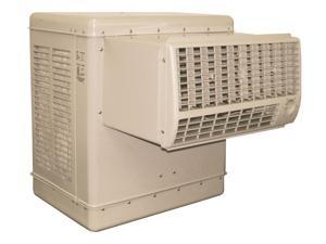 Ducted Evaporative Cooler, 2800 cfm, 1 HP