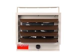 5/4.1kW Electric Utility Heater, 1-Phase, 240/208V DAYTON 3UG73