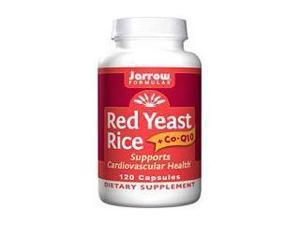 Red Yeast Rice - Jarrow Formulas - 120 - Capsule