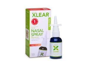 XLEAR Xylitol Nasal Wash - Xlear - 1.5 oz - Liquid