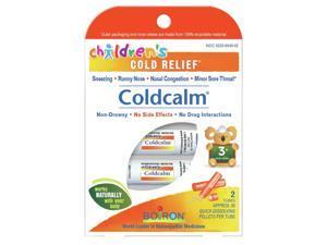 Children's Coldcalm Pellets - Boiron - 160 - Pellet