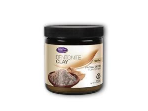 Bentonite Clay (Unscented) - Life Flo Health Products - 11.5 oz - Powder