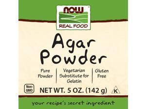 Agar - Now Foods - 5 oz - Powder