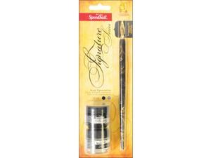 Speedball Signature Series Black Ink & Pen Cleaner-