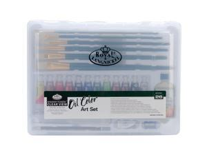 Clearview Medium Oil Painting Art Set-