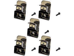 DeWalt 5 Pack Genuine OEM Replacement Belt Hooks for 20 Volt Max Tools # N169778-5PK