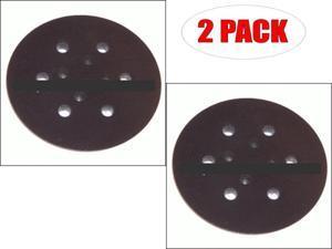 Ridgid 2 Pack Of Genuine OEM Replacement Backing Pads # 300527002-2PK
