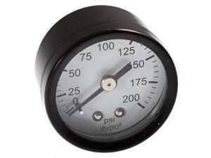 DeWalt D55141 Air Compressor Replacement Pressure Gauge # A17166