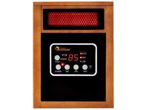 Dr Heater DR968 1500W Dual System Portable Quartz Infrared Heater