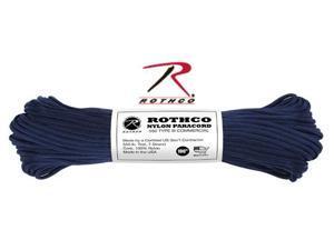 Rothco 124 Cord 550Lb Midnight Blue  - 100'