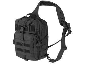 Maxpedition Malaga Gearslinger Pack Black 0423B