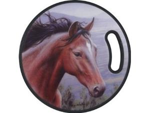 REP 13.75 Inch Round Cutting Board-Horse 823