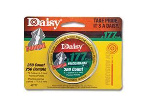 Daisy .177 Pellets 250/Tin 7777 Pointed