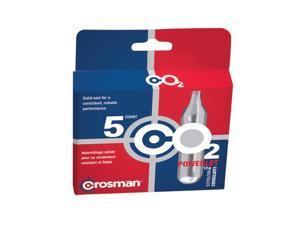 Crosman Powerlets Co2 12 Gram Refills 5 Pack 231B