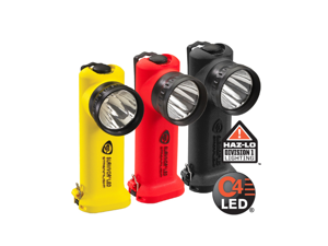 Streamlight 90520 Black Survivor LED Rechargeable Rescue No Charger Flashlight