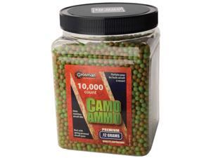 Crosman 10,000 Count Airsoft Ammo .12g