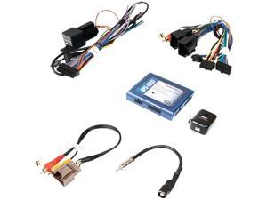 Pac Rp5-Gm31 All-In-One Radio Replacement & Steering Wheel Control Interface ,For Select Gm Vehicles With Onstar