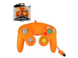 TTX Tech Wired Controller For Nintendo GameCube System Orange