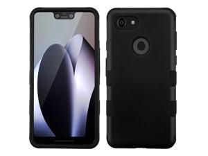 Google Pixel 3 XL Case, by Insten Tuff Dual Layer [Shock Absorbing] Hybrid