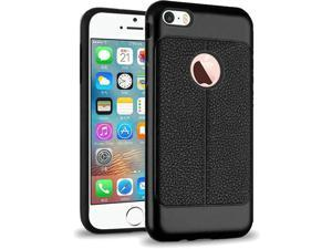 ca4a0d4efec Insten Leatherette Hard Snap-in Case Cover For Apple iPhone ...