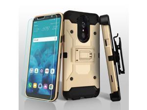 Insten 3-in-1 Kinetic with Screen Protector Dual Layer [Shock Absorbing]