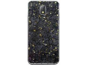 2a9e4401182 Samsung Galaxy J7 (2018) Case, by Insten Frozen Glitter Lightning Hard  Plastic/