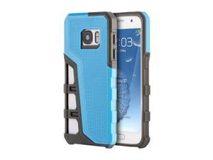 DreamWireless Dual Layer Hybrid Hard Plastic/Soft TPU Rubber Case Cover For Samsung Galaxy S7