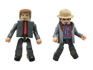 Marvel Minimates Iron Man 3: Aldrich Killian and Tony Stark Minimate Figure