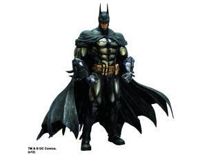 Batman Arkham Asylum Play Arts Kai Batman Action Figure