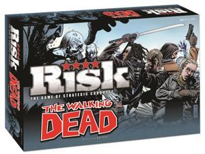 USAopoly - The Walking Dead Board Game Risk