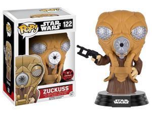 Toy Wars Exclusive Star Wars Zuckuss Pop! Vinyl Figure