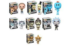 Rick and Morty Snowball POP! Vinyl Figure by Funko