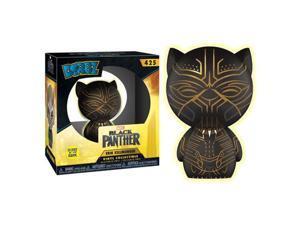 Black Panther Erik Killmonger Glow-in-the-Dark Dorbz Vinyl Figure #425