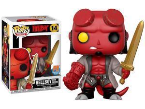 Hellboy B.R.P.D. with Sword POP! Vinyl Figure