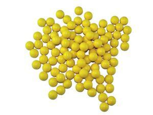 Reballs Reusable Balls, .68 Caliber Balls for Paintball Markers, 100rounds, Gen X Gxg Zballs.