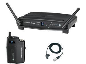 Audio-Technica ATW-1101/L Wireless Lavalier System