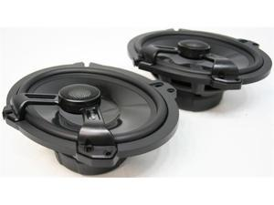 ROCKFORD FOSGATE T1682 NEW 6 X 8 INCHES 2 WAY CAR AUDIO FULL RANGE SPEAKER